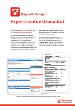 Diagnostic Manager Expertise Edition DE