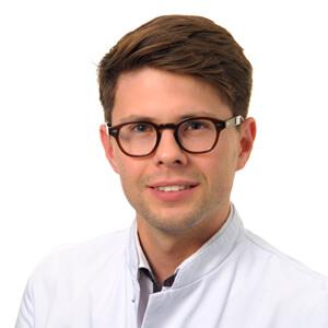 Portrait Dr. Simon Florian